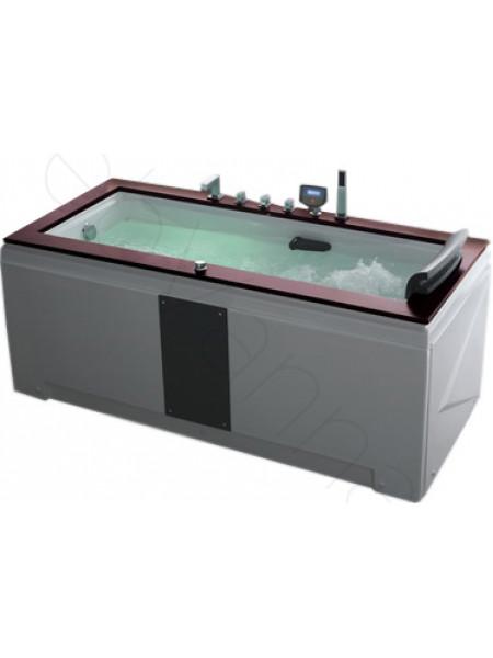 Акриловая ванна Gemy G9057 II K L 186х91