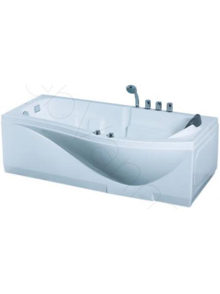 Акриловая ванна Gemy G9010 B L 173х83