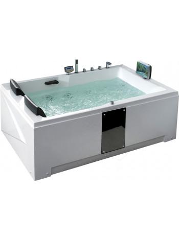 Акриловая ванна Gemy G9061 new O R 181х121