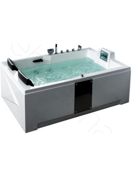 Акриловая ванна Gemy G9061 O R 181х121