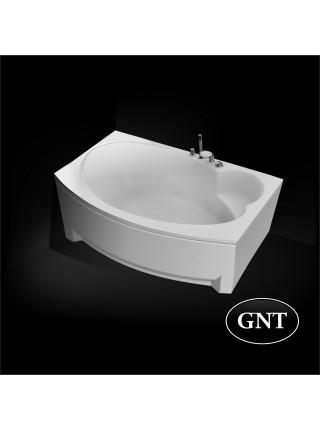 Акриловая ванна Gnt Bohemia 190х110