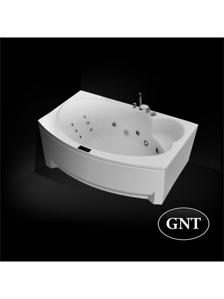 Гидромассажная ванна Gnt Bohemia 190х110 Basic