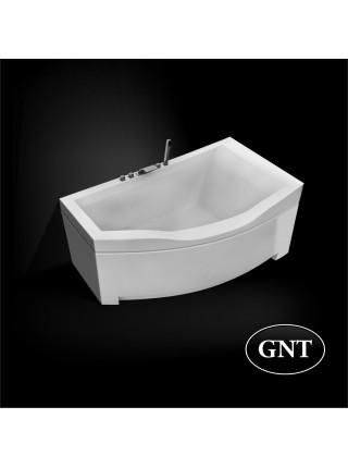 Акриловая ванна Gnt Eternity 170х100 L/R