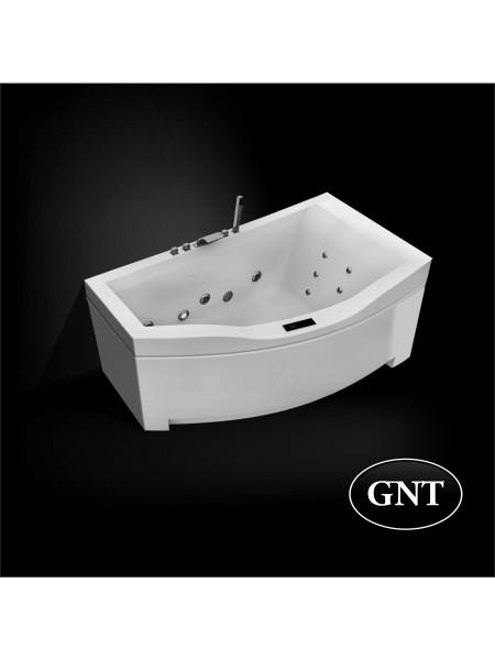 Гидромассажная ванна Gnt Eternity 170х100 L/R Basic
