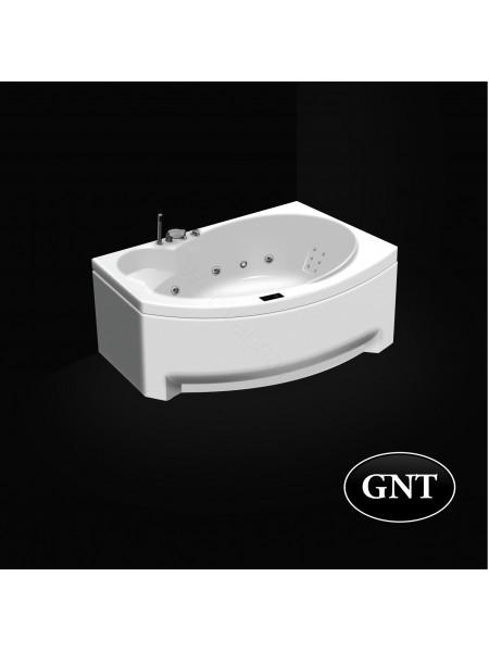 Гидромассажная ванна Gnt Fresh 170х105 L/R Basic