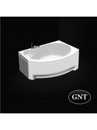 Акриловая ванна Gnt Fresh 170х105 L/R