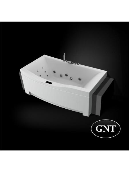 Гидромассажная ванна Gnt Inspiration 190х90 Basic