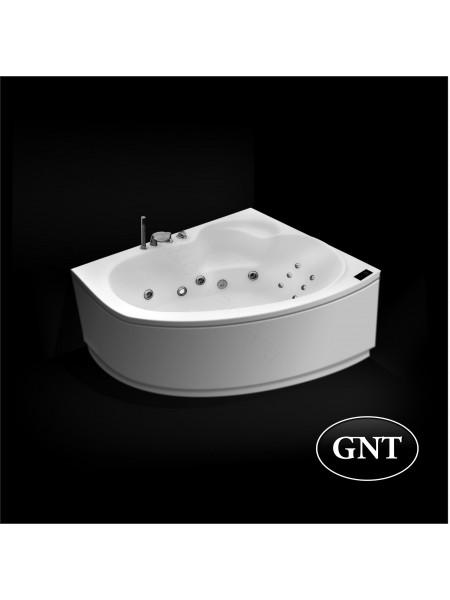 Гидромассажная ванна Gnt Nice 160х105 L/R Basic