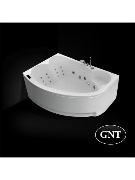 Гидромассажная ванна Gnt Passion 190х138 L/R Basic