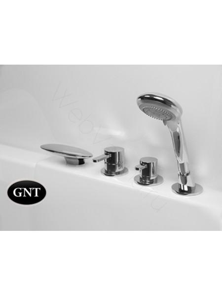 Смеситель на борт ванны Gnt Athabasca-75