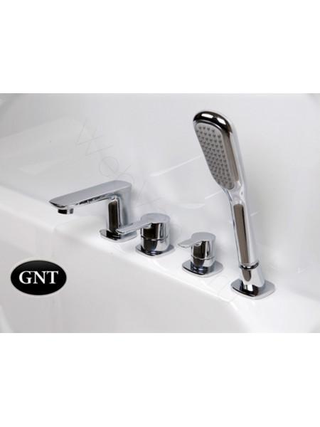 Смеситель на борт ванны Gnt Imatra, 4 отверстия