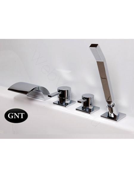 Смеситель на борт ванны Gnt Ontario-73