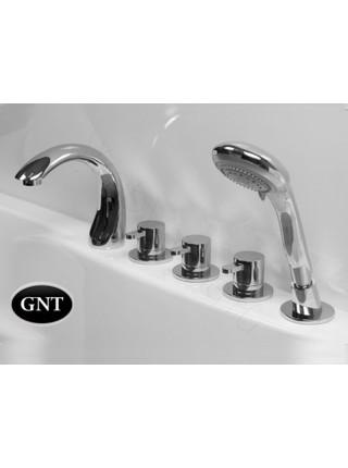 Смеситель на борт ванны Gnt TonleSap-76