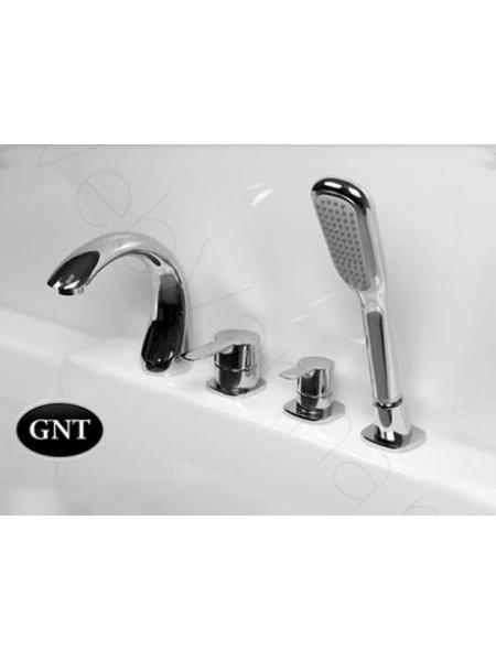 Смеситель на борт ванны Gnt TonleSap-77