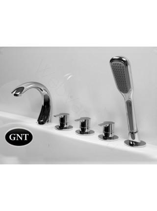 Смеситель на борт ванны Gnt TonleSap-78