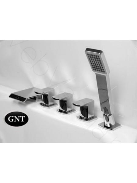 Смеситель на борт ванны Gnt Torrens-72