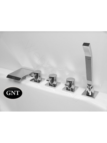 Смеситель на борт ванны Gnt Torrens-74