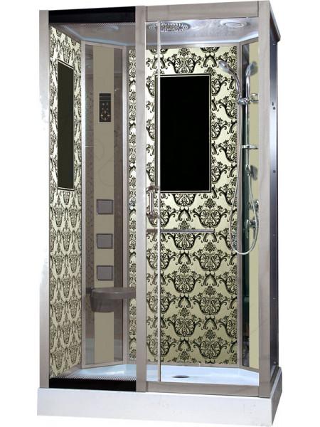Душевая кабина Niagara Lux 7711P L 120х90