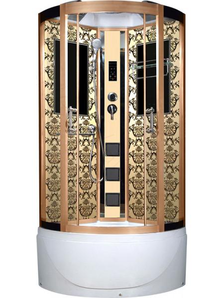 Душевая кабина Niagara Lux 7710G 100х100