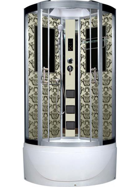 Душевая кабина Niagara Lux 7710P 100х100