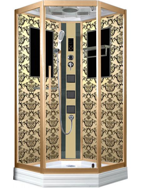 Душевая кабина Niagara Lux 7799G 90х90