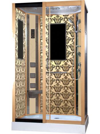 Душевая кабина Niagara Lux 7711G L 120х90