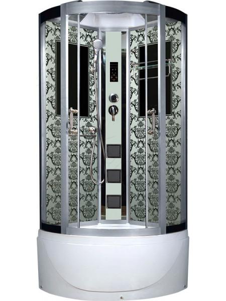 Душевая кабина Niagara Lux 7710W 100х100