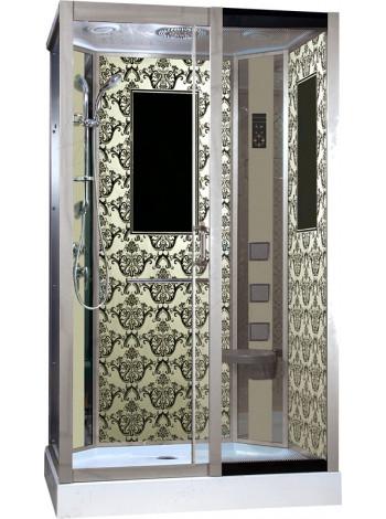 Душевая кабина Niagara Lux 7711P R 120х90