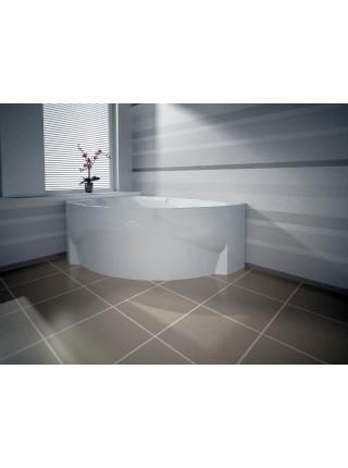 Акриловая ванна Radomir Астория 168х120 левая, с каркасом