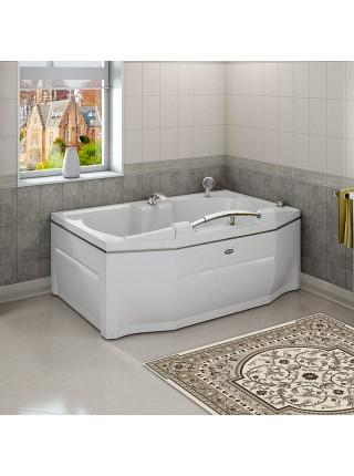 Акриловая ванна Radomir Конкорд 180х120, с каркасом