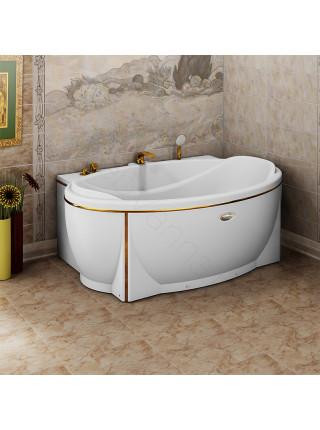 Акриловая ванна Radomir Лагуна 185х124, с каркасом