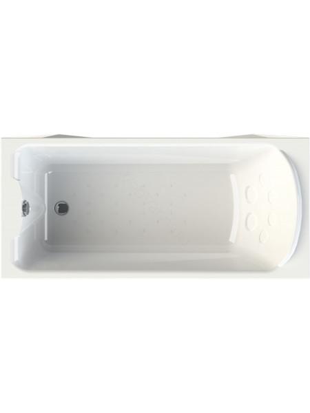 Акриловая ванна Radomir Ларедо 160х70, с каркасом