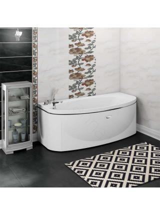 Акриловая ванна Radomir Неаполи 180х85, с каркасом