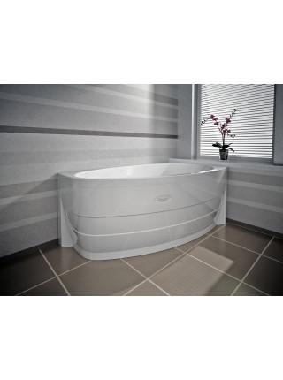 Акриловая ванна Radomir Орсини 160х90 правая, с каркасом
