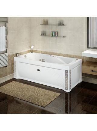 Акриловая ванна Radomir Парма-Дона 185х85 левая, правая, с каркасом