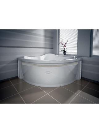 Акриловая ванна Radomir Сорренто 140х140, каркас, подголовники