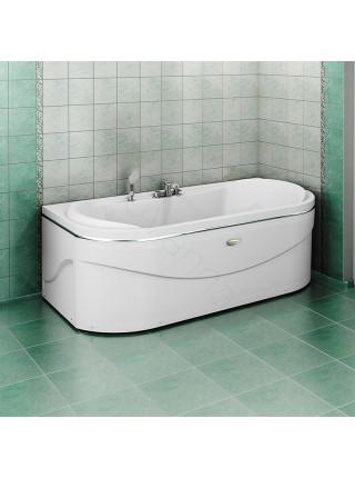 Акриловая ванна Radomir Титан-Лонг 200х100, с каркасом