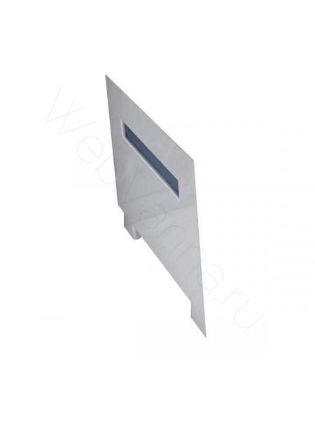 Торцевая панель с горизонтальной серой вставкой к ванне Вега левая, правая
