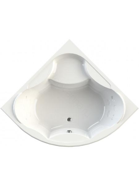 Акриловая ванна Radomir Верона 149х149, с каркасом