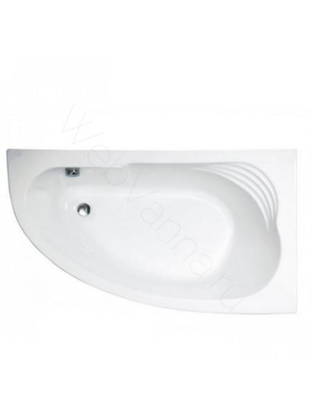 Акриловая ванна Roca Merida 170х100, ZRU9302993, правая