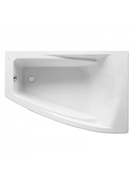 Акриловая ванна Roca Hall 150х100, ZRU9302865, правая