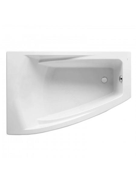 Акриловая ванна Roca Hall 150х100, ZRU9302864, левая