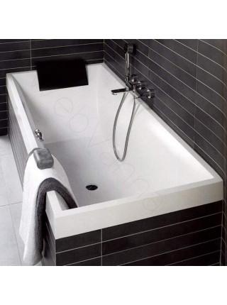 Квариловая ванна Villeroy&Boch Squaro 170x75