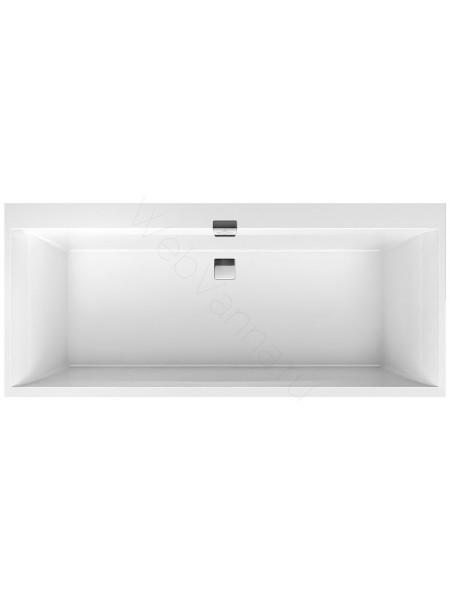 Квариловая ванна Villeroy&Boch Squaro Edge 12 170x75