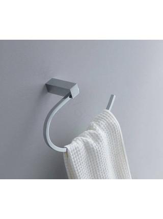 Держатель кольцевой для полотенца Zeegres Z.Cub, 21105001, хром