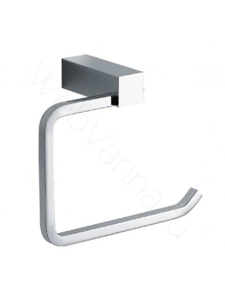 Держатель для туалетной бумаги Zeegres Z.Cub, 21106001, хром