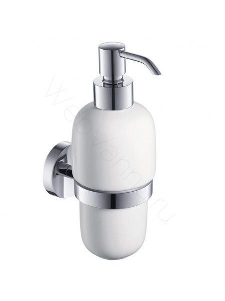 Диспенсер для жидкого мыла Zeegres Z.Fano, 25109201, хром