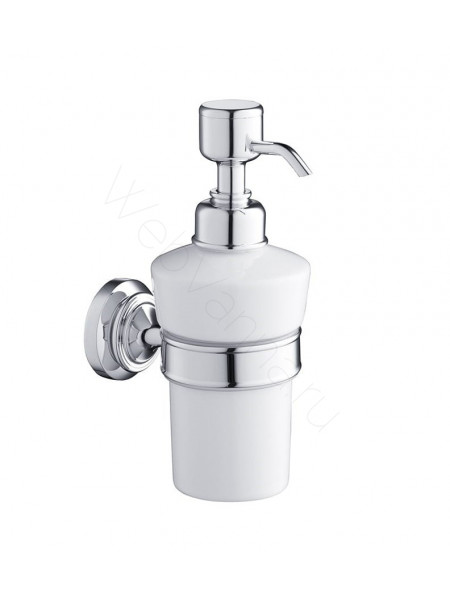 Диспенсер для жидкого мыла Zeegres Z.Asti, 23109201, хром